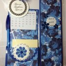 Easel Calendar | Sticky Notes | Note Pad | Paper Therapy