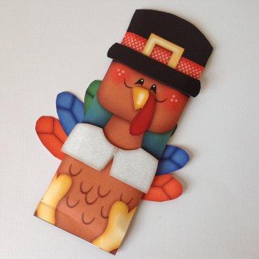 Turkey 3-D Wrapper | Paper