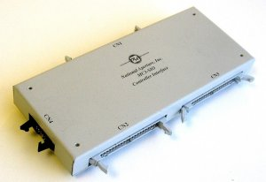 National Aperture Controller Interface MC3-SI0/MC3-SIO