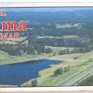 Alabama Official State Map 1991/92 (State of Alabama)