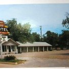 Unused Post Card/PC Silver Spur Motel Limon, CO / Colorado
