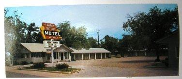 Unused Post Card/PC Silver Spur Motel Limon, CO / Colorado