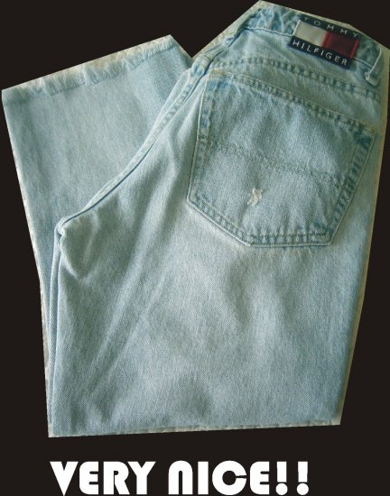 Tommy Hilfiger Womens Jeans Capri Destroyed low rise Size 5