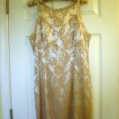 CDC Silky Paisley Womens Dress GORGEOUS! sz 10