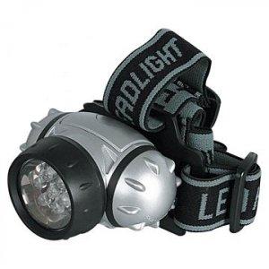 Super Bright 9 LED Head Lamp