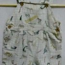 Boy&#39;s &quot;Safari&quot; Overalls - Size 24 months