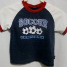 "Boy's Carters ""Soccer"" Shirt - Size 5T"