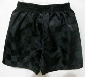 Boy's Black Shorts - Size 4T