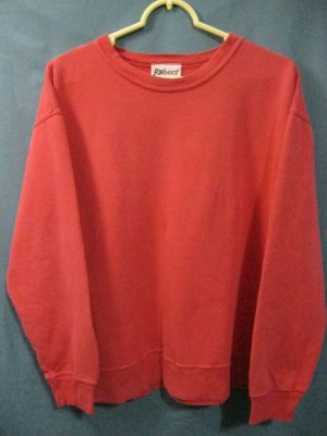 Women's Pink Sweatshirt - Size Medium