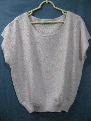 Women&#039;s Pastel Colored Sweater - Size XL