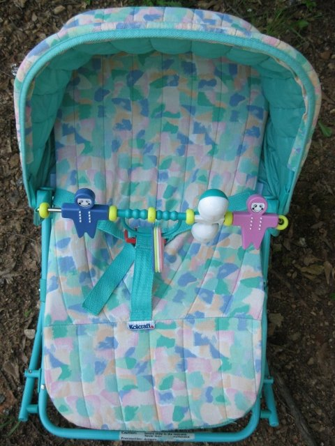 Kolcraft Rock 'n Play Infant Seat