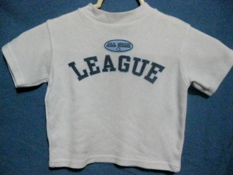 "Boy's ""All Star League"" Tee - Size 24 months"