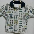 "Boy's ""Fishing"" Shirt - Size 5T"