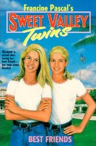 Sweet Valley Twins Series #1: Best Friends by Francine Pascal