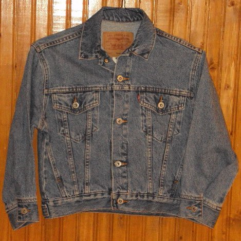 Levi Strauss Boys Denim jacket