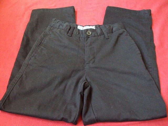 Old Navy Boys Plain Front Khaki Pants