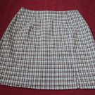 My Michelle Girls Plaid Pencil Skirt