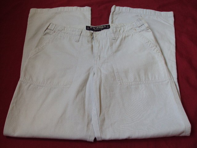 Periscope Junior Boot Cut Cargo Pants