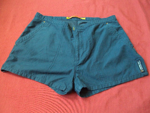 Abercrombie & Fitch Womens Military Shorts