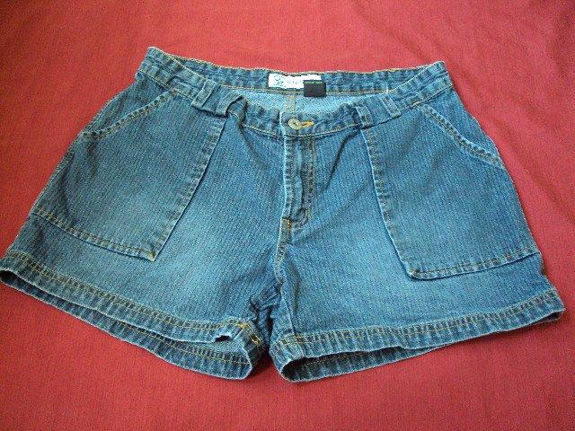 Arizona Jean Company Authentic Jeanswear Teen Hipster Shorts