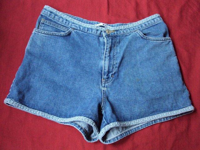 Tommy Hilfiger Womens Denim Shorts