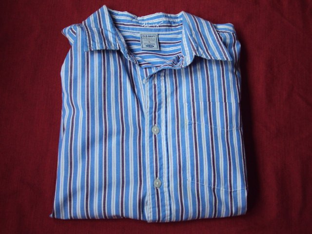 Old Navy Boys Long Sleeved Shirt