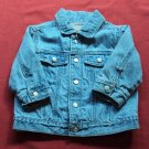 The Childrens Place Baby Boys Denim Jacket 12 Months