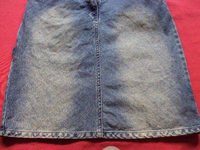 Valerie Stevens Casual Petite Denim Skirt