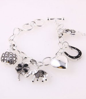 Sugar's Lucky Charm Bracelet