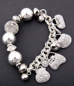 Handbags Charm Bracelet