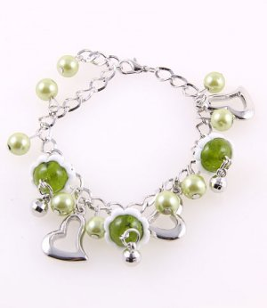 Green Apple Handbag Charm
