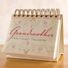 Grandmother Our Family Treasure, Journal