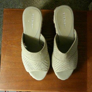 BCBGeneration Wedge Sandals, Size 8M