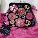 BNWT ~ Vera Bradley™ Kiss Lock Evening Bag