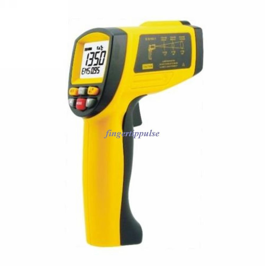 Infrared Thermometer -18 ~ 1350 � (0 ~ 2462°F) GM1350