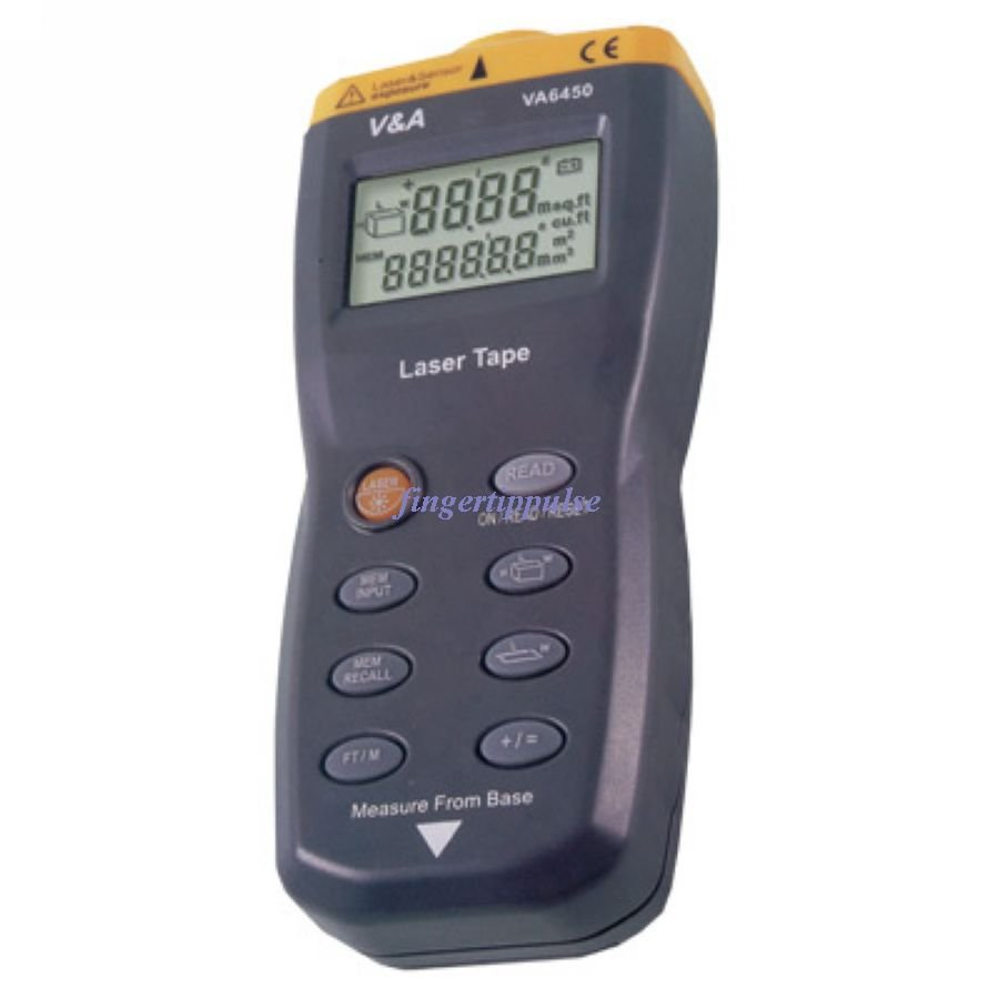 Ultrasonic Distance Volume Meter 0.6~15m VA6450