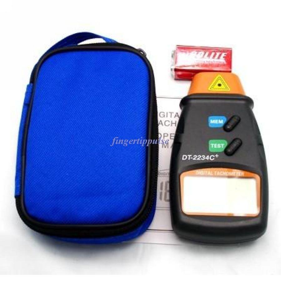 Digital Tachometer noncontact photoelectric Laser2234C+