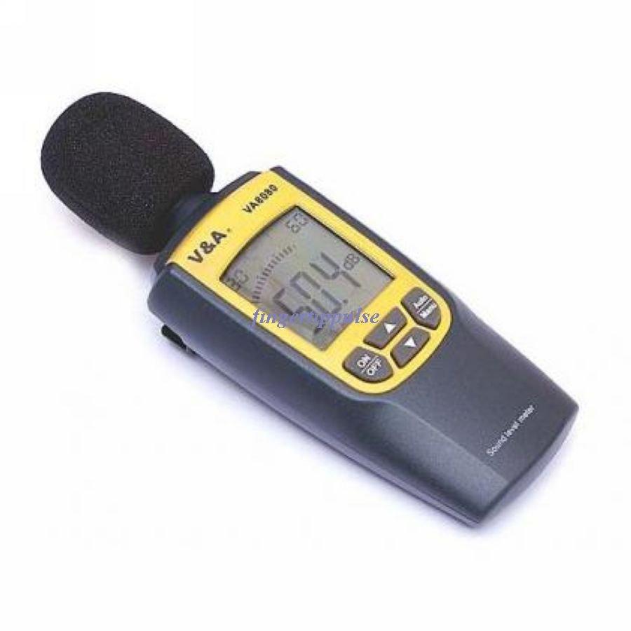 Digital Sound Noise Level Meter 30-120 dB VA8080