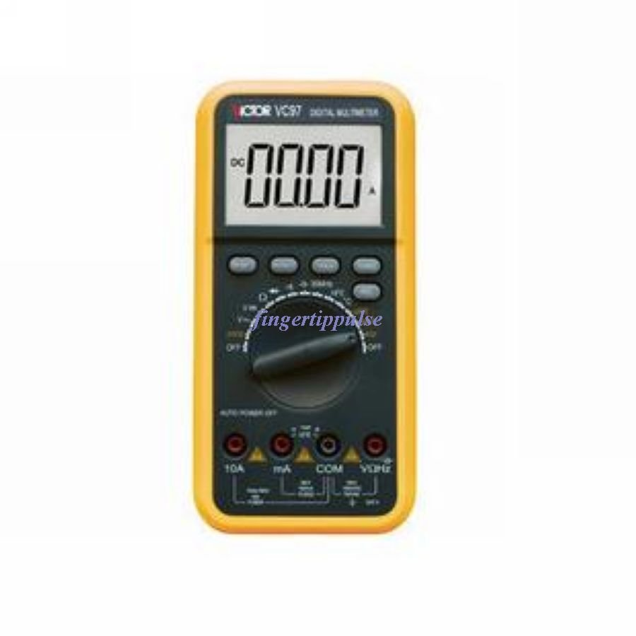 VC97 Multimeter Thermometer Voltmeter 15B