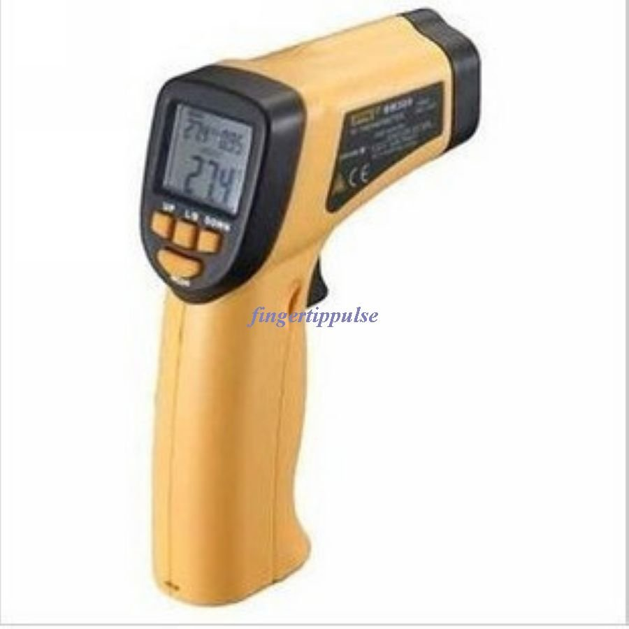 Infrared IR Laser Non-Contact Digital Thermometer BM300