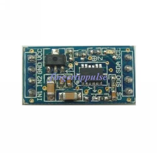 Acceleration Sensor Module MMA7455 Digital Tilt Sensor