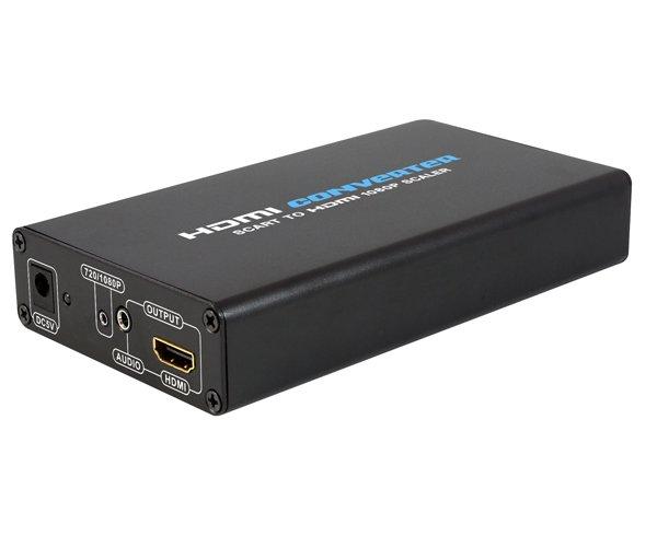 SCART to HDMI Video Converter