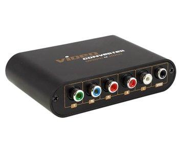YPbPr TO HDMI Converter US Version