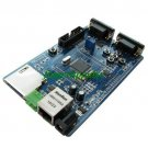 New TI ARM Cortex-M3 LM3S8962 development board Ethernet