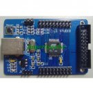 AT91SAM7S256 ARM minimum core board system study board developme