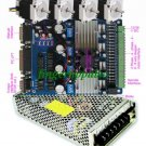 CNC Kit 4 Axis TB6560 Stepper Motor Driver Nema 23