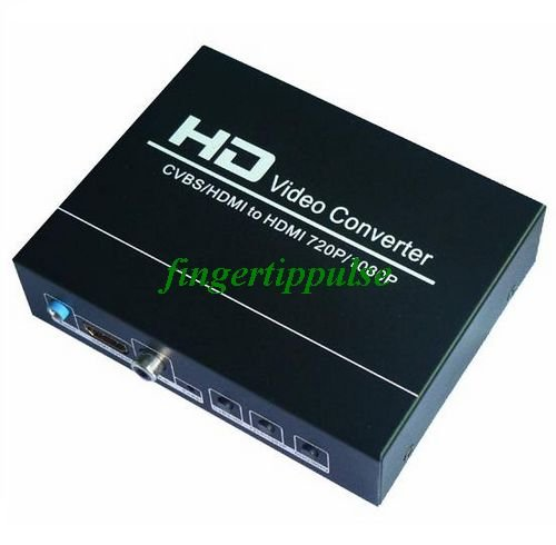 CVBS AV TO HDMI HDCP decoding 720/1080P free converter