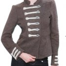 LAST ONE!! MILITARY Cadet Blazer Jacket Coat Fashion