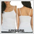 White CAMI (medium)