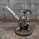 Rackham, Dwarf with Sword